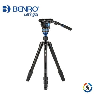 BENRO百諾 A3883TS6PRO 油壓雲台攝影腳架套組 (Aero7)