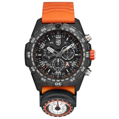 LUMINOX 雷明時Bear Grylls Survival 貝爾求生系列計時腕錶 A3749