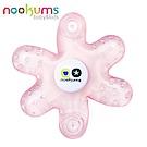 美國 nookums 寶寶可愛造型冷膠固齒器-粉色