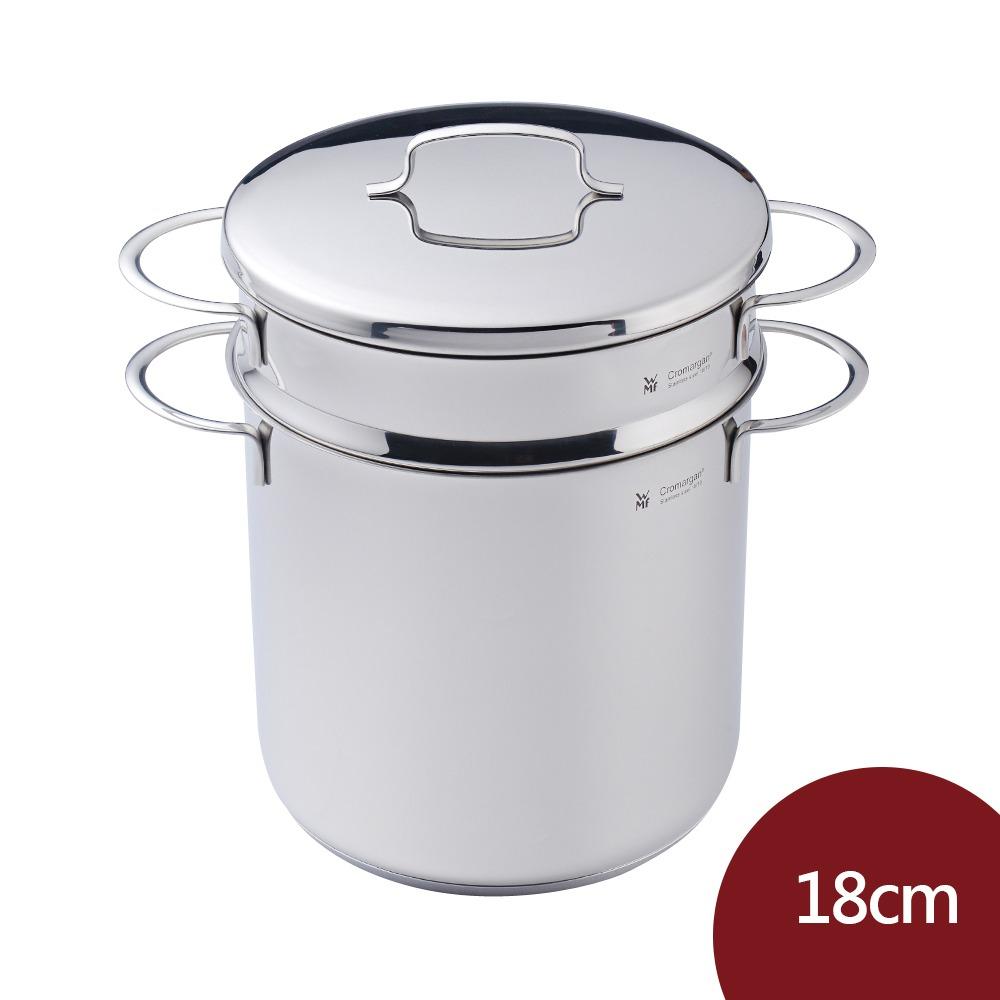 WMF Mini 不鏽鋼煮麵鍋 含篩子 含蓋 18cm