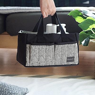 E.City_手提大容量多功能收納包媽咪包包中包