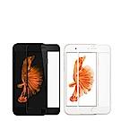 iPhone 6/6S 絲印全膠 9H 滿版玻璃膜 保護貼