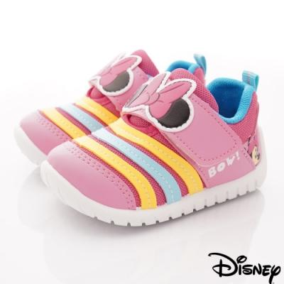 迪士尼童鞋 米妮繽紛休閒鞋款 ON19805粉(中小童段)