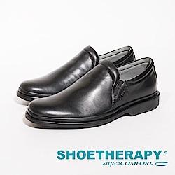 SAPATOTERAPIA 巴西男士百搭皮革休閒鞋 男鞋-黑