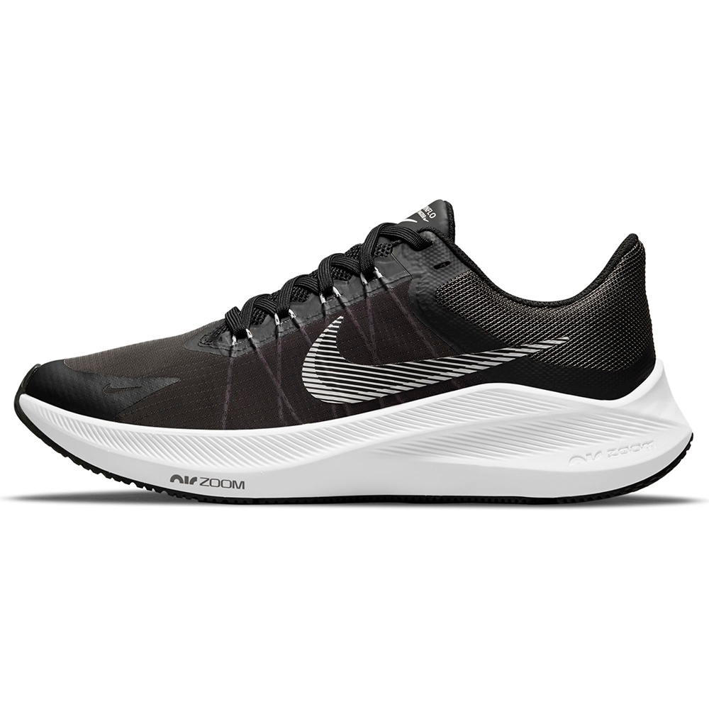 Nike Zoom Winflo 8 女慢跑鞋-黑-CW3421005