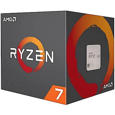 AMD Ryzen 7 1700 3.0GHz 八核心 中央處理器