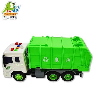 Playful Toys 頑玩具 語音垃圾車