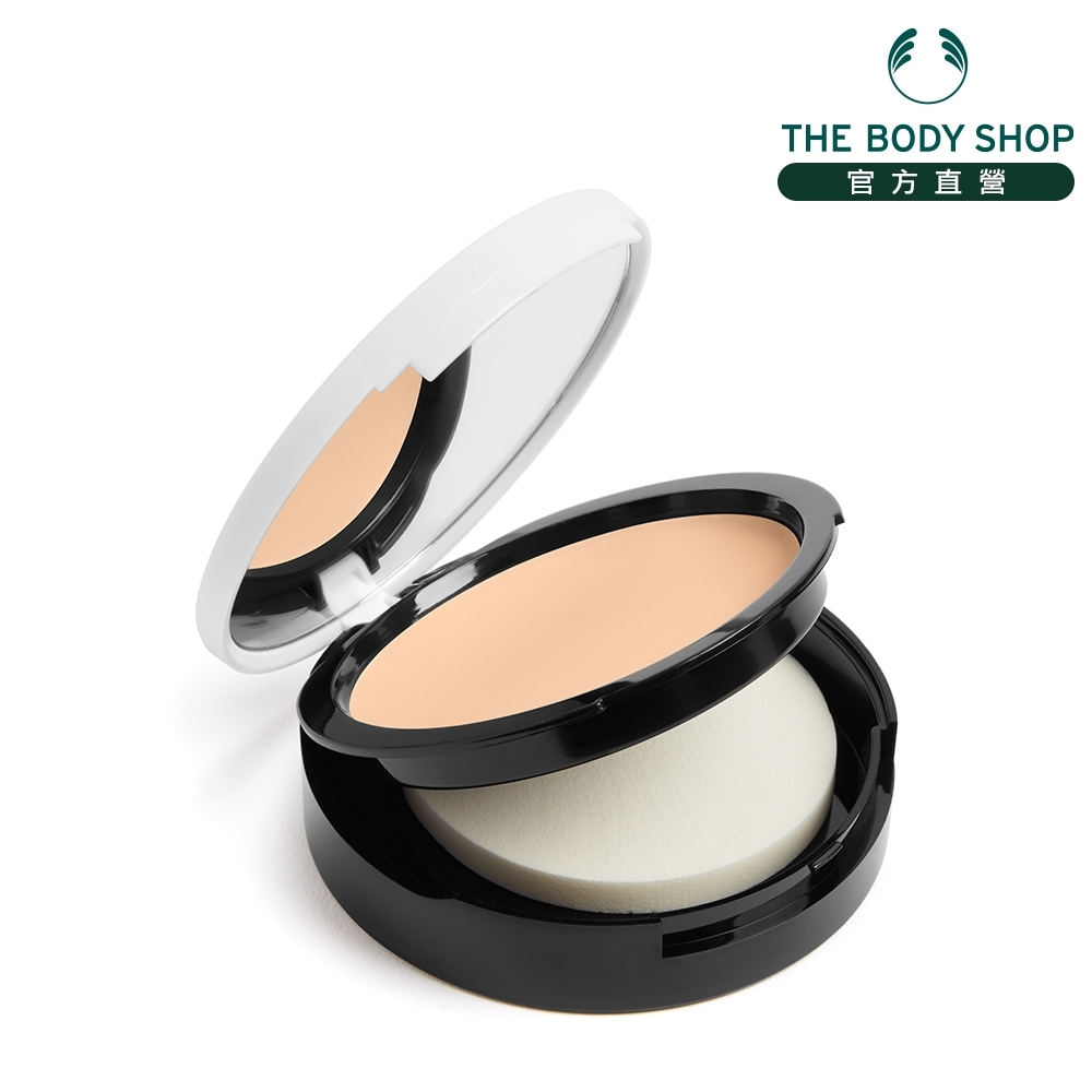 The Body Shop 花妍輕透光感粉餅25-9G