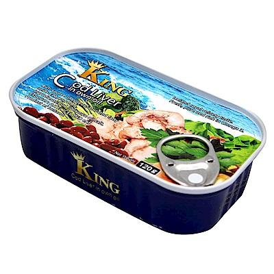 AJTEL ICELAND鱈魚肝罐120gx24入