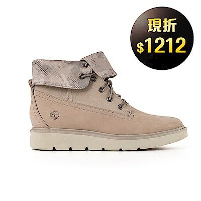 Timberland 女款灰褐色Kenniston靴 | A1S7GK51