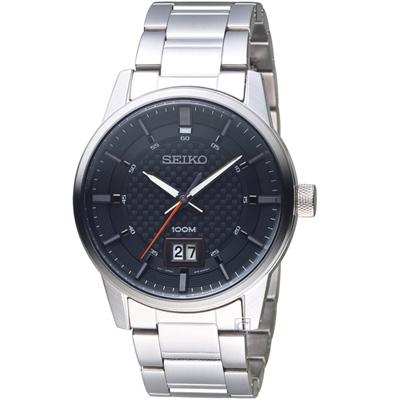 SEIKO 城市菁英時尚腕錶(SUR269P1)41mm