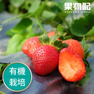 【果物配】蘋果草莓.有機驗證(甜蜜蜜上市/720g)