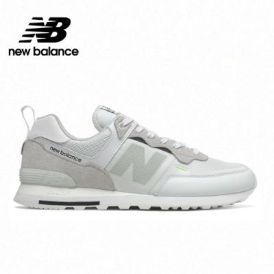 【New Balance】復古運動鞋_中性_白色_ML574IDE-D楦