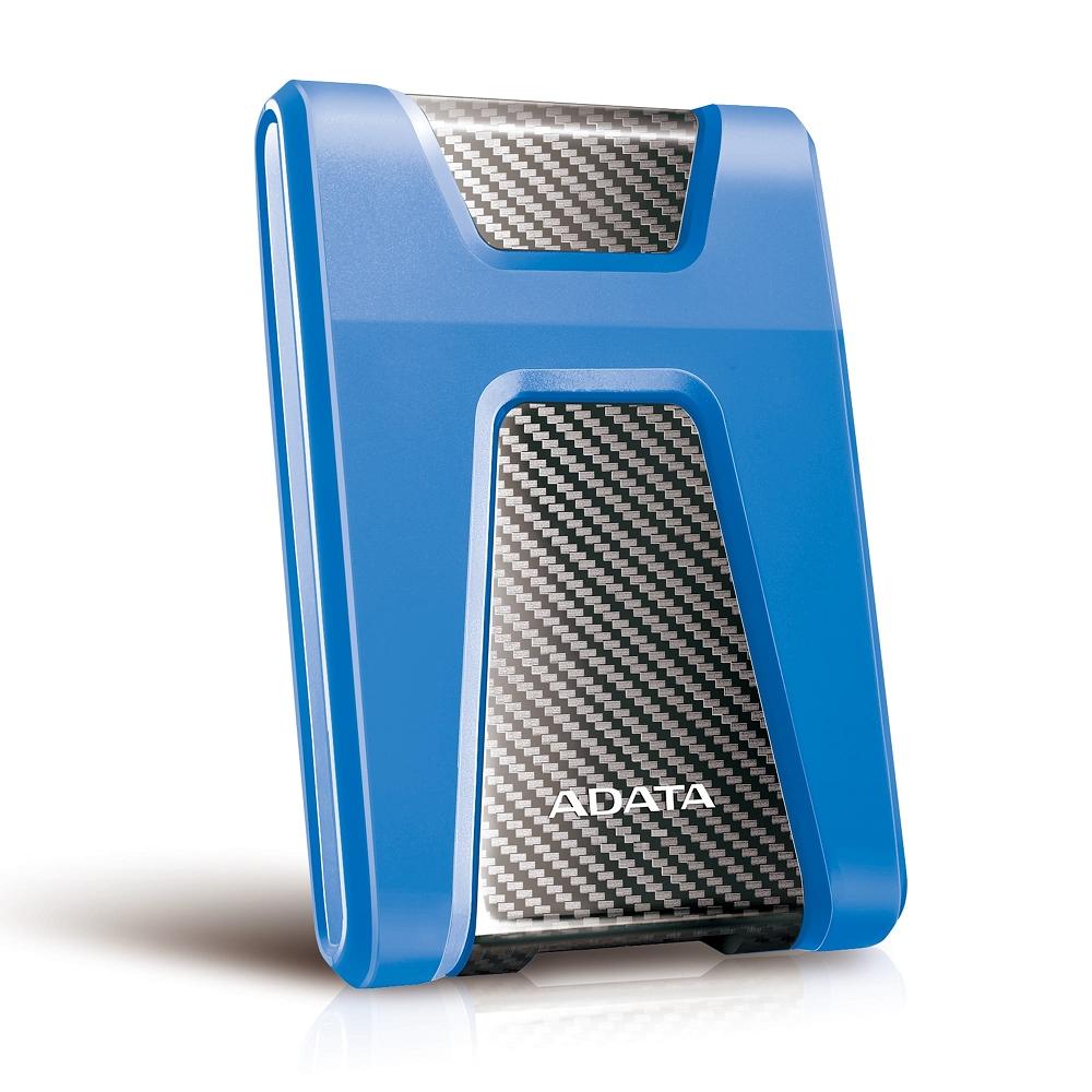 ADATA威剛 HD650 2TB(藍) 2.5吋外接硬碟