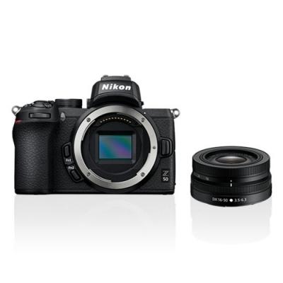 Nikon Z50 單鏡組(NIKKOR Z DX 16-50/3.5-6.3 VR)