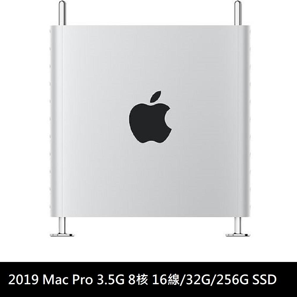 2019 Mac Pro 塔式 3.8G 8核 16線 32G 256G SSD