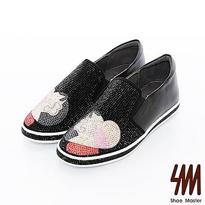 SM-野原款_蠟筆小新平底鞋( 2 色)