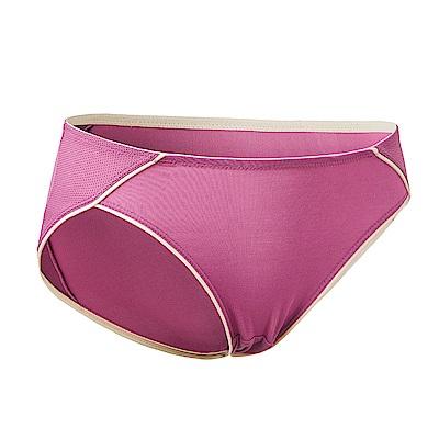 黛安芬-舒活無痕系列低腰內褲 M-EEL(粉紫紅)