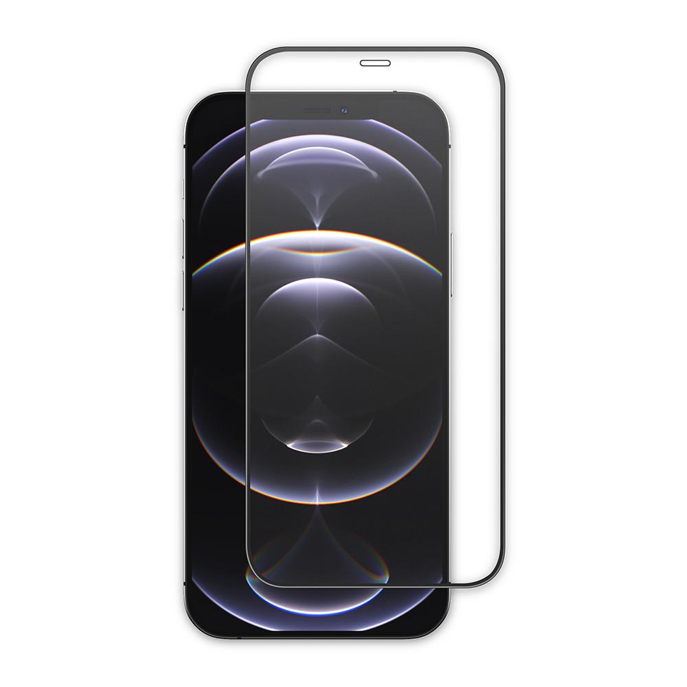 JTLEGEND iPhone 12/ mini/ Pro/ Pro Max_9H鋼化玻璃保護貼 (iPhone 12/ 12 Pro)