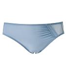 蕾黛絲-挺素面涼感高脅邊低腰內褲 M-EL 天空藍