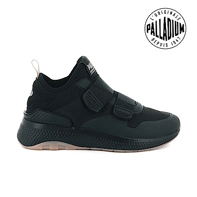 Palladium AX_EON AR SILK ST復古慢跑鞋-女-黑