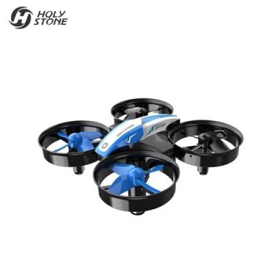 Holy Stone HS210 迷你遙控飛機-三電版/藍色(公司貨)