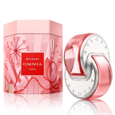BVLGARI寶格麗 晶豔限量版女性淡香水65ml