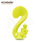 【任選】英國《mombella 》萌萌小松鼠固齒器(綠色)