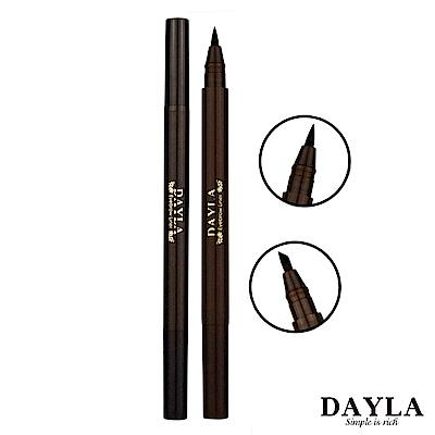 DAYLA 超好畫持久液態眉線筆/2色