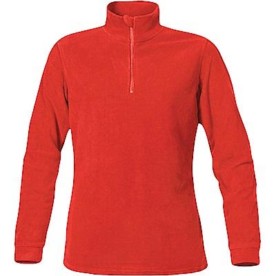 【加拿大STORMTECH】FLEECE保暖上衣 女/紅