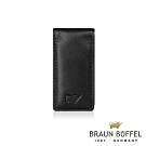 BRAUN BUFFEL - 提洛斯R系列吸鐵錢夾- 時尚黑
