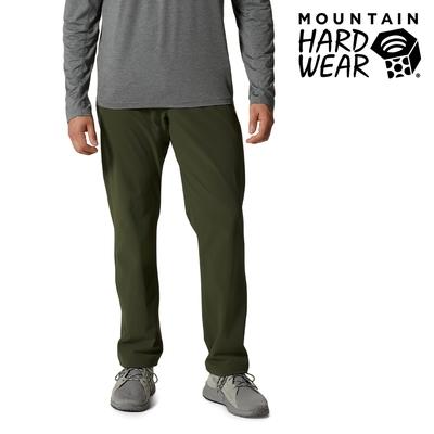 【美國 Mountain Hardwear】Chockstone  Tight 防曬防潑水緊身褲 男款 深風暴灰 #1947661
