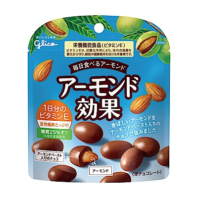 格力高 杏仁果效果巧克力(40g)