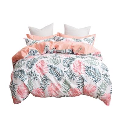 (贈口罩套2入組)La Lune台灣製精梳棉床包被套組 單/雙/大均價
