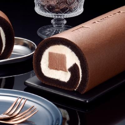 亞尼克生乳捲 巧克力雪糕+經典口味+生乳蒸布丁1盒