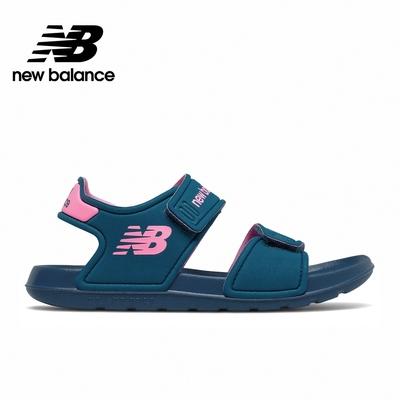 【New Balance】童鞋涼鞋_中性_藍色_YOSPSDNP-M楦