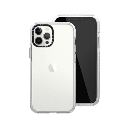 Casetify iPhone 12/12 Pro 耐衝擊保護殼-透明
