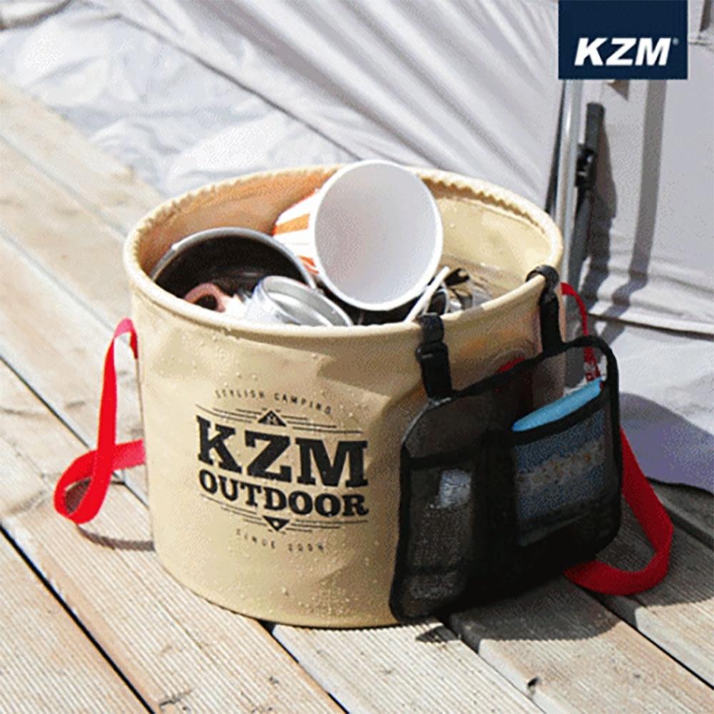KAZMI KZM 手提折疊水桶