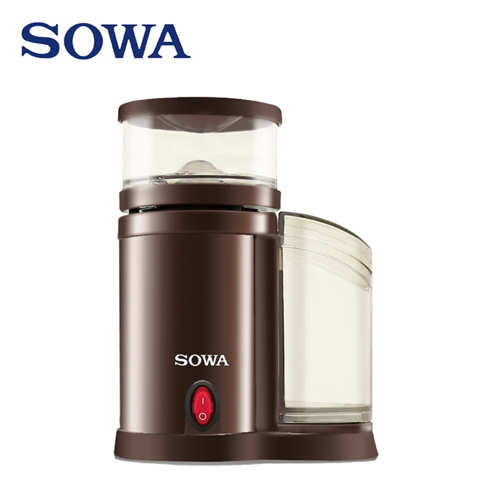 SOWA磨豆機SJE-KYR150(8種可調粗細)