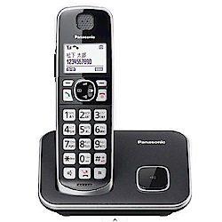 Panasonic 國際牌 DECT 中文數位無線電話 KX-TGE610 TW
