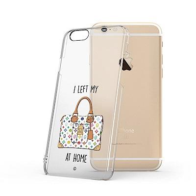 Patchworks 文創設計x名牌包款 iPhone 6/6s 手機保護殼