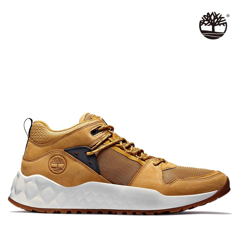 Timberland 男款小麥色GreenStride磨砂革運動鞋|A2BK8