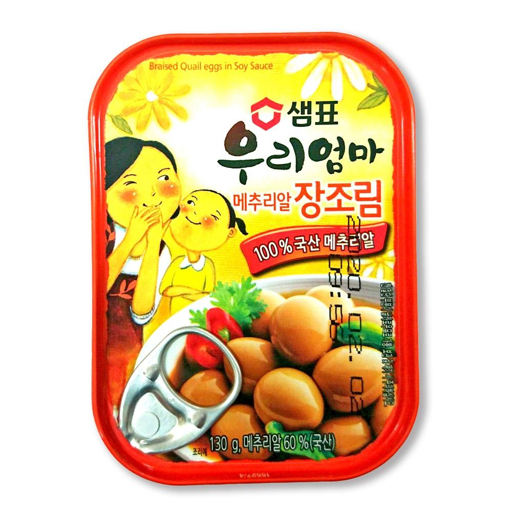 韓味不二 膳府鵪鶉蛋(130g)
