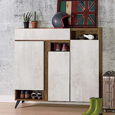 H&D 緹諾4尺鞋櫃
