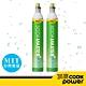 【CookPower鍋寶】萬用氣泡水機二氧化碳鋼瓶_2入組(非交換氣瓶) BWCY-0600Z2 product thumbnail 1