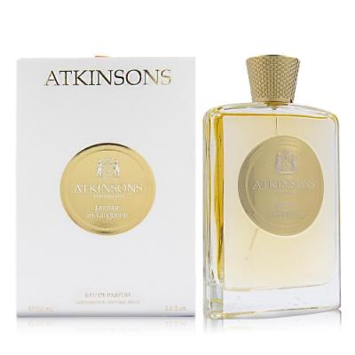 ATKINSONS JASMINE IN TANGERINE 橙淨苿莉 100ML 贈同品牌針管
