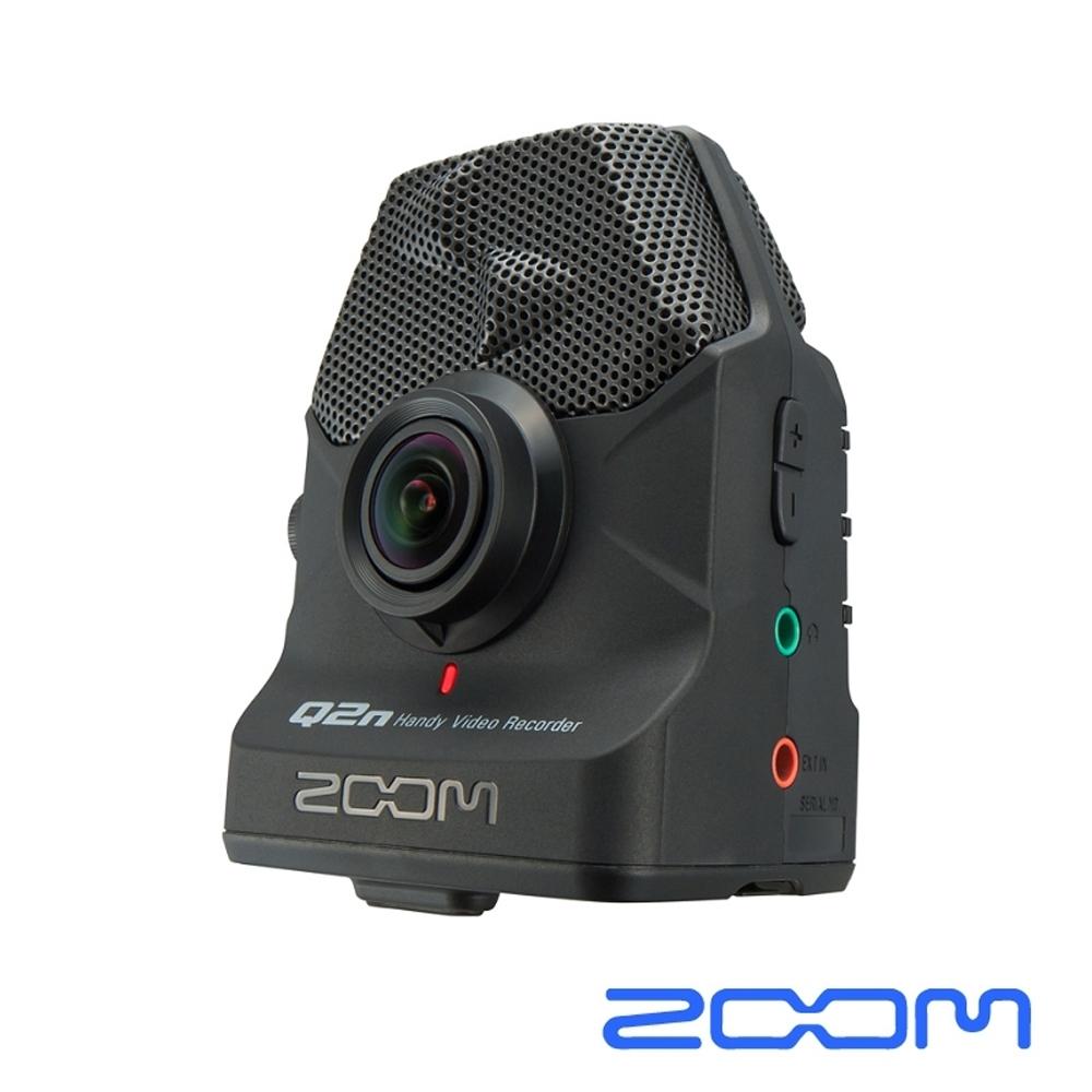 ZOOM Q2n 手持攝錄機