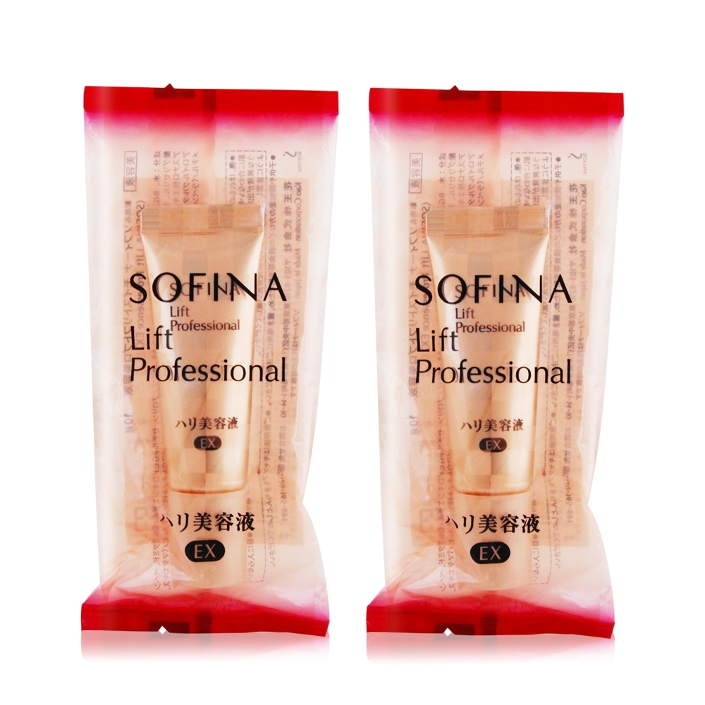 SOFINA 蘇菲娜 時光無痕緊緻精粹 升級版10gX2
