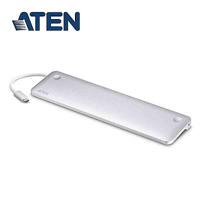 ATEN USB-C 10合1擴充基座 (UH3234)