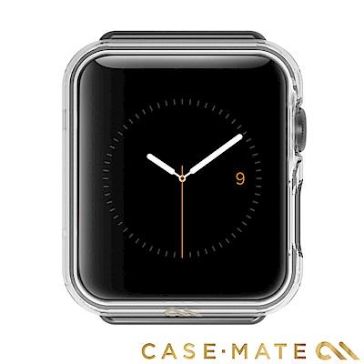美國 Case-Mate Apple Watch 42-44mm 第四代保護殼-透明